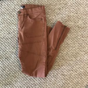 Urban Outfitters burnt orange pants
